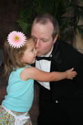 Hannah and Daddy, Pro-Life Speaker, Chet McDoniel